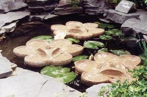 Flowform Brunnen