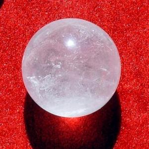 Bergkristall Kugel