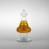 Alladin Karaffe Tee-Set Delicate klar