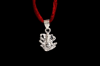 Ganesha Anhänger Silber