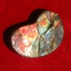 Ammolite Heilstein nierenform